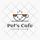 Pet Cafe Icon