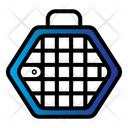 Cage Carrier Pet Icon