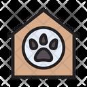 Pet House Shop Icon