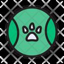Pet Ball Play Icon