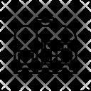 Pet Box Cage Icon