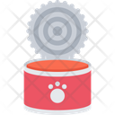 Pet Canned Food Canned Pet Food Icon