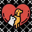 Pet Care Health Icon
