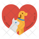 Pet Care Health Icon