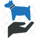 Pet Dog Animal Icon