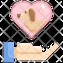 Pet Care Icon