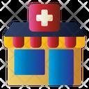 Pet Clinic Hospital Veterinary Icon