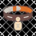 Pet Collar Animal Collar Belt Icon