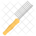 Pet Comb Brush Animal Care Icon