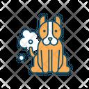 Dander Pet Dog Icon