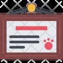 Pet Diploma Icon