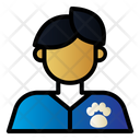 Avatar Male Doctor Icon