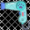 Pet Dryer Hair Dryer Blower Icon