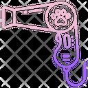 Pet Dryer Icon