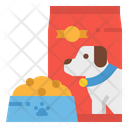 Pet Food Meat Icon
