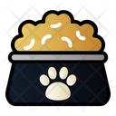 Meal Food Pet Icon