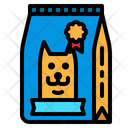 Pet Food Feed Icon