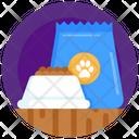 Pet Food Cat Food Animal Food Icon