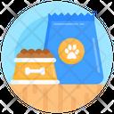 Dog Food Dog Meal Pet Food Icon