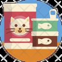 Pet Food Food Cat Food Icon