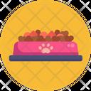 Pet Food Bowl Pet Care Icon