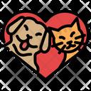 Pet Friendly Dog Friendly Hotel Cafe Pet Allowed Pet Lover Pet Cat Icon