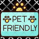 Pet Friendly Territory Icon