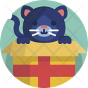 Gifts Pet Cat Icon