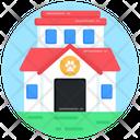 Pet Clinic Pet Hospital Pet Institute Icon