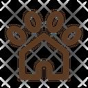 Pet Hotel Icon