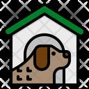 Pet House Pet Boarding Icon