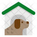 Pet House Pet Boarding Icon