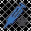 Injection Pet Checkup Icon