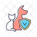 Pet Insurance Animal Icon