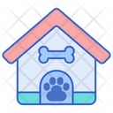 Ipet Kennel Pet Kennel Pet Cage Icon