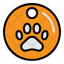 Pet Medal Icon