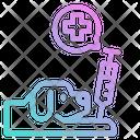 Medical Animal Pet Icon