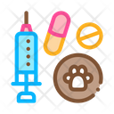 Pet Medicaments Shop Icon
