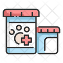 Pet Medicine Medicine Bottle Icon
