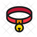 Pet Neck Belt Dog Neck Belt Belt Icon