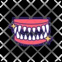Pet Oral Hygiene Icon
