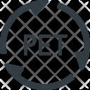Pet Recycle Icon
