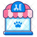 Pet Salon Icon