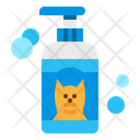 Shampoo Pet Soap Icon