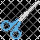 Pet Scissor Shear Cutting Tool Icon