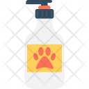 Pet Shampoo Dog Icon