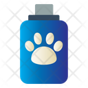 Shampoo Pet Soap Icon