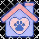 Pet Shelter Icon
