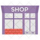 Pet Shop Animal Store Pet Outlet Icon