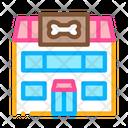 Pet Shop Elements Icon